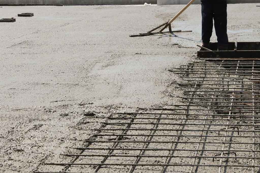 Chesapeake Concrete - Commercial